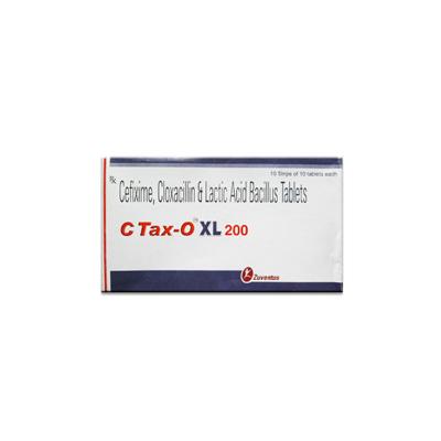 C TAX O 200 TAB