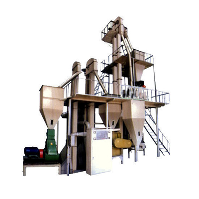 Cattle Poultry Feed Plant