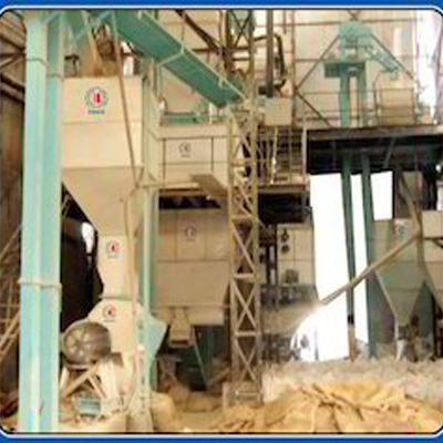 Vertical Feed Mill