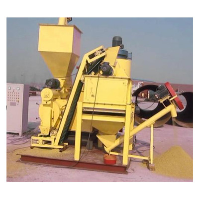 Mini Cattle Feed Plant