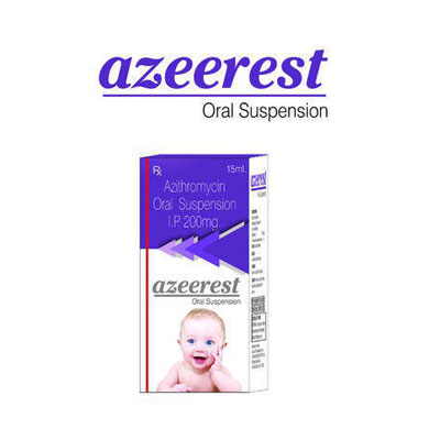 Azeerest Oral Suspension