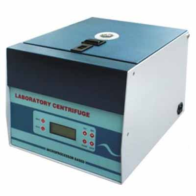Bench Top Centrifuge (Refrigerated)