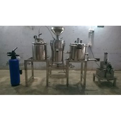 Small Soya Milk Making Machine