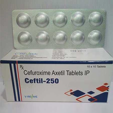 CEFTIL-250