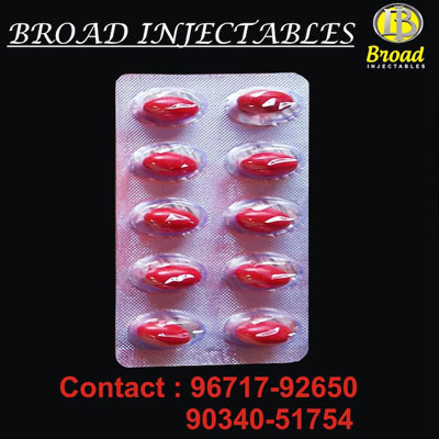 Calcitriol, EPA, DHA, Mecobalamin, Folic Acid, Sodium Borate & Calcium Carbonate Softgel DRUG