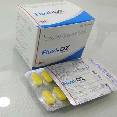 Floxi OZ Tablets