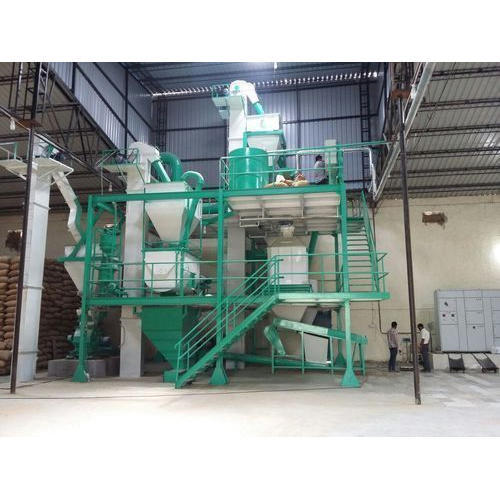 Three Phase Cattle Feed Pellet Machine