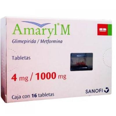 Amaryl M
